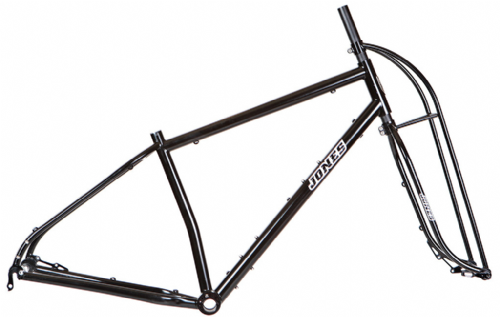 Jones Plus Frame and Fork set